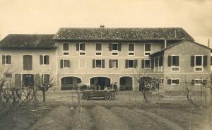 Foto storica della cantina Luisetto